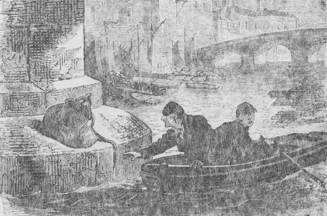 The Waterloo Bridge Mystery