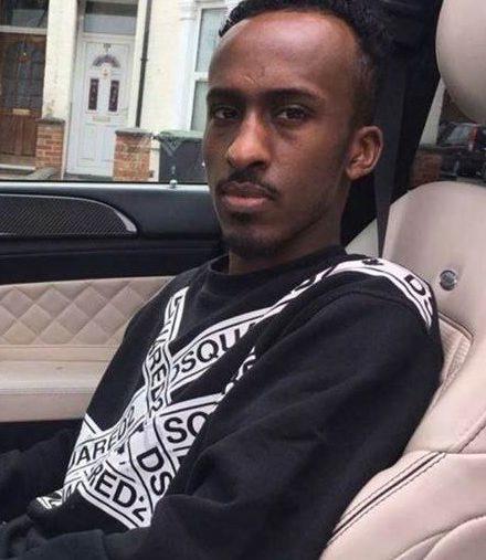 Abdullahi Mahmoud